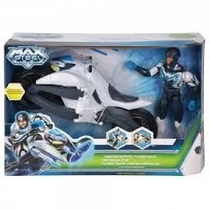 Max Steel Max E Turbo Moto Transformável - Mattel