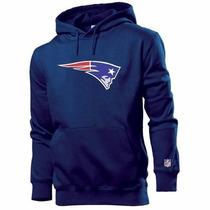 Blusa Moleton New England Patriots - Frete Grátis Promoção