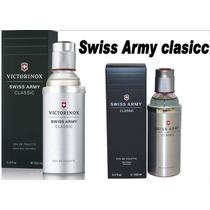 Perfume Swiss Army Caballero Original , Somos Tienda Fisica!