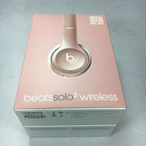Beats Solo 2 Wireless, Gold Rose Edition