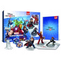 Disney Infinity Started Pack 2.0 Sellado Marvel Ps3 Envio...