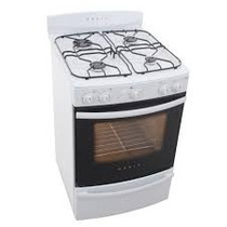 Cocina Blanca 4 Hornallas Orbis 958 Bcom
