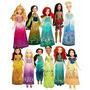 Muñecas Princesas Frozen Ariel Original Disney Hasbro 30 Cm