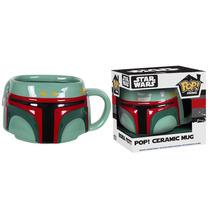 Funko Pop Taza Ceramica Boba Fett Star Wars Home Mug Darth