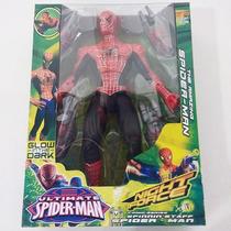 Boneco Homem Aranha Articulado 35 Cm