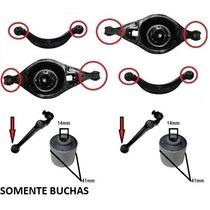 Kit Buchas Traseiras + Buchas Braço Reto 41mm Ford Fusion