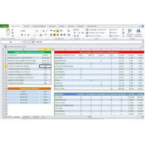 Planilha Excel De Controle De Estudos Cursinho Faculdade