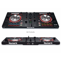 Numark Mixtrack Pro 3 Controlador Dj Serato + Audifonoshf125