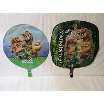 Un Gran Dinosaurio Globos Fiestas 5 Pz Helio 18 Pulgadas Eve