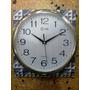 Reloj Pared Maquina Silenciosa