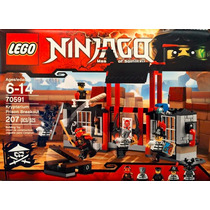 Lego Ninjago 70591 Huida De Prision Kryptarium