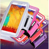 Funda Brazalete Deportivo Para Samsung Galaxy S6 Edge Plus