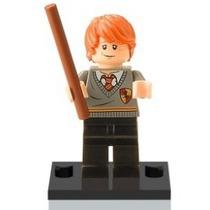 Boneco Lego Ron Weasley Rony Ronnie Harry Potter