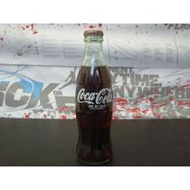 Botella Coca Cola 236ml Navidad 1996 - Changoosx