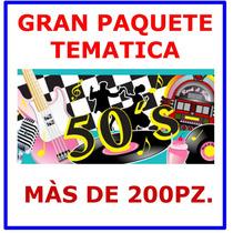 Paquete Fiesta De Los 60`s, Disco, Rock.