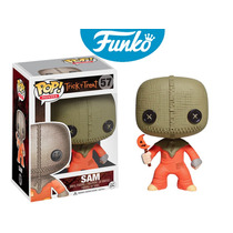 Trick Or Treat Sam Funko Pop Pelicula Terror Hallowen