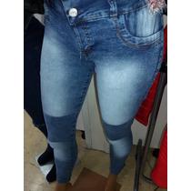 Pantalones Push Up Levanta Cola Mujer Ala Moda Elastizados!