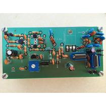 Amplificador De Rf De 7w Para Transmissores De Fm