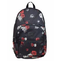 Mochila Vans Rosas Floral Backpack Hombre/mujer Original!!