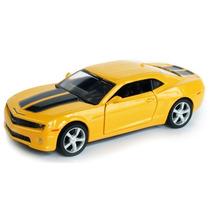 Auto De Colección Chevrolet Camaro Licencia Original