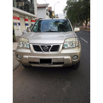 Nissan X-trail Version 2004
