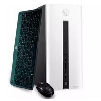 Pc Hp Pavilion 550 100la Core I3 4gb 1tb Wifi 3.0 Bt Win 10