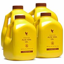 Aloe Vera Gel Forever - Kit C/4 Promoção Até Fim Estoq!