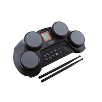 Bateria Eletr 4 Pads Sensiveis Toque Medeli Dd-60