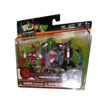 Ben 10 Alien Creation Chamber Mini Figura 2pack Cuatro Braz
