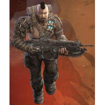 Dlc Personajes De Gears Of War Judgment Xbox 360 Oferta!