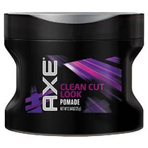 Axe Clean Cut Look Pomada, Classic 2,64 Oz (pack De 3)