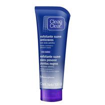 Sabonete Clean Clear Esfoliante Anticravos Com 100 Gramas