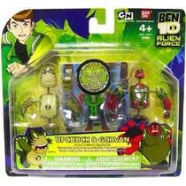 Figura De Acción Ben 10 Alien Cámara Creación Mini Figura 2