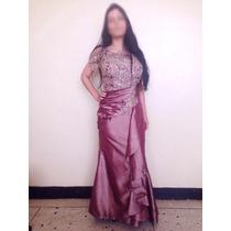 Espectacular Vestido De Gala, Matrimonio, Bautizo, Cumpleaño