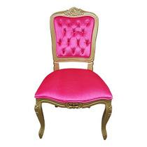 Cadeira De Jantar Luis Xv - Wood Prime