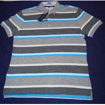 Playera Tipo Polo Tommy Hilfiger Classic Fit
