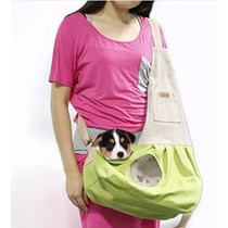 Mochila Bolsa Transporte Para Viagem Passeio Cães E Gatos