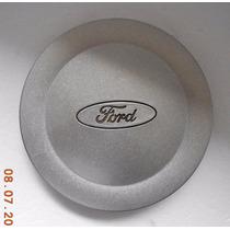 Centros Rin Ford Fiesta Juego 4 Piezas Fotos Reales