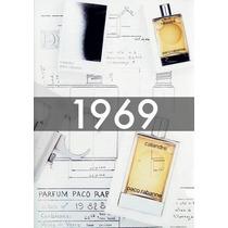 Kit Vintage Parfum Calandre+212 Vip Rose + Escada Decants
