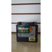 Bateria Heliar Htz5l 12v 4ah Honda Cg 125 Ks