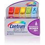 Centrum Silver Mujeres 50 + Multivitamínico Tabletas 65