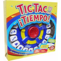 Juego De Mesa Tic Tac Tiempo - Pone A Prueba Tu Memoria!