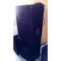Monitor De Sonido Profesional Pasivo Yamaha 15 Pulg