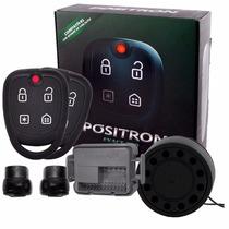 Alarme Positron Carro Cyber Novo Exact Ex300
