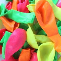 3 Pacotes Bexiga Citrica Neon Nº7 Com 30 Unidades