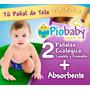 Super Combo 2 Pañales Ecológicos De Tela Pio Baby Original