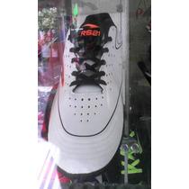 Zapatos Futsal Futbol Sala Futbolito Rs21 Deportivos