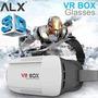 Gafas Realidad Virtual Vr Box Teléfono Inteligente