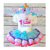 Conjuntos Vestidos De Niña Para Cumpleaños Personalizados