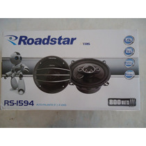 Alto Falante 5 Roadstar Rs-1594 200 Watts Rms 4vias